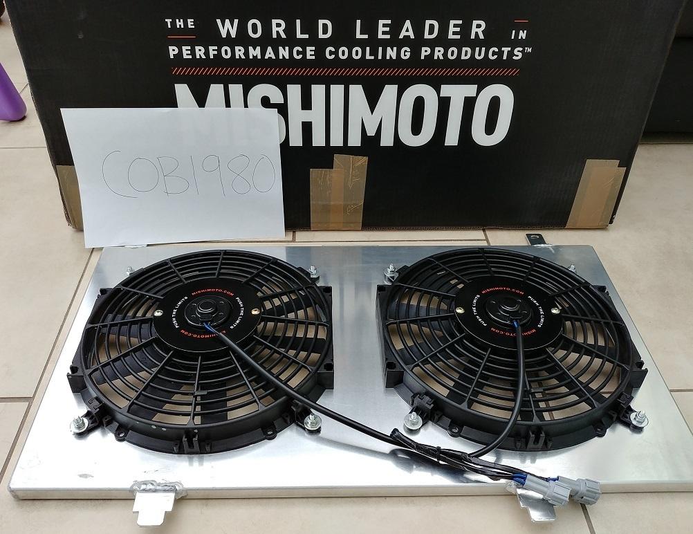 SOLD]Nissan 350Z - Mishimoto Aluminium Fan Shroud Kit, 2003