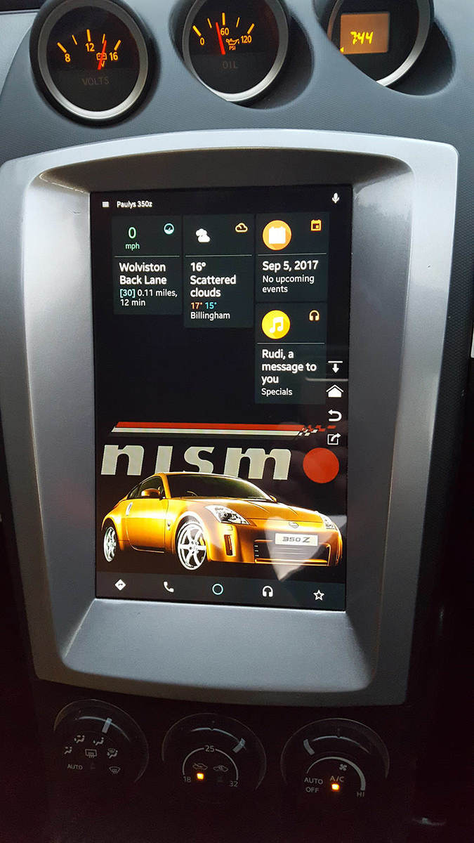 Tablet Installation Build Thread Brainiac I C E