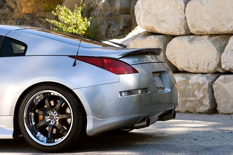 Nissan 370Z Nismo >> Blitz/evo-r rear spoiler 350z - Wanted - 350Z & 370Z UK