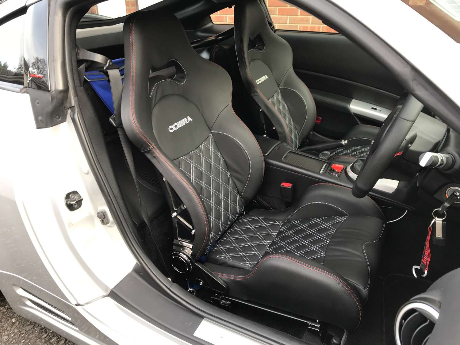 350z aftermarket seats - Interior - 350Z & 370Z UK
