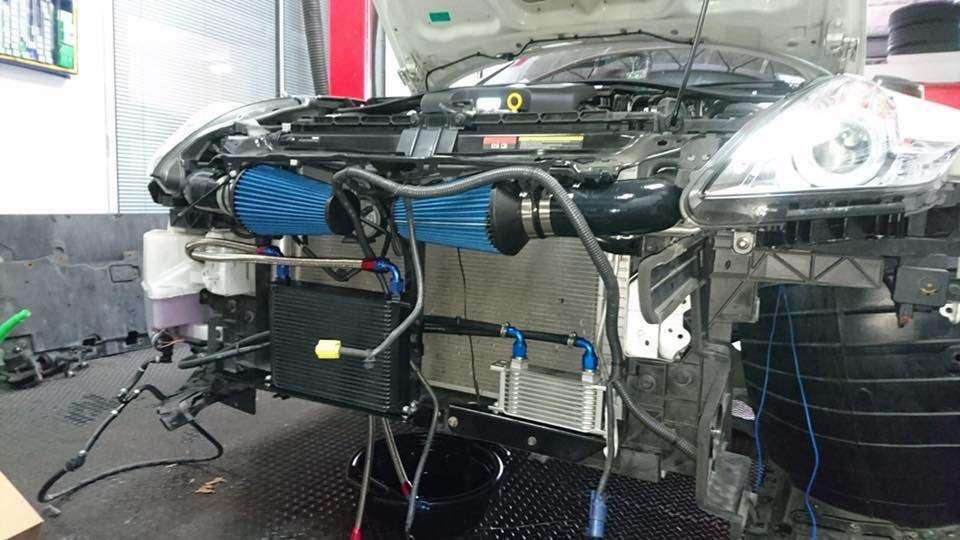 370Z Z1 Motorsports CAI intake £300 delivered - Member
