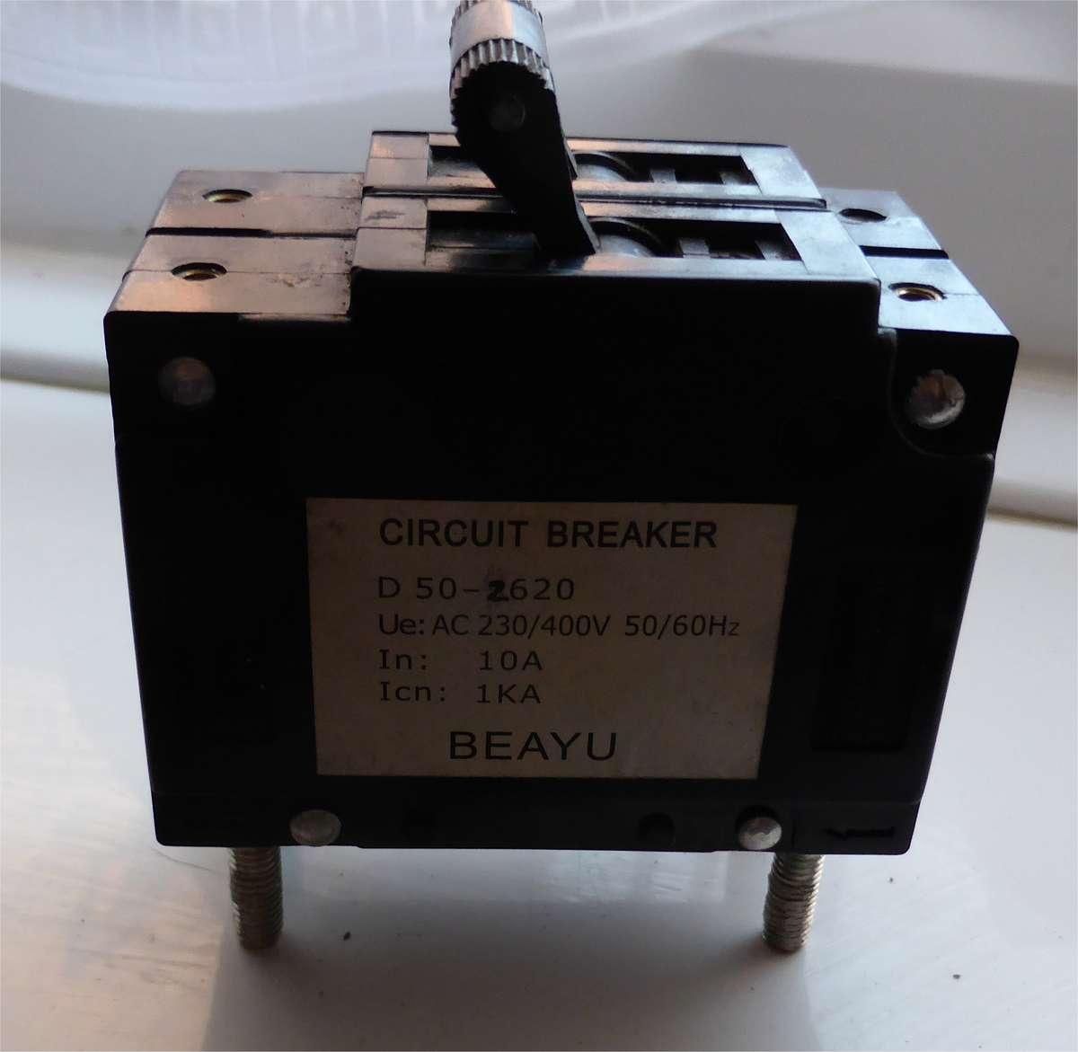 Portable Generator Circuit Breaker Need Help S Off Topic 01