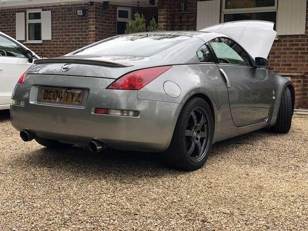 2004 350Z GT