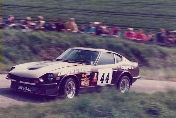 JohnI's 240Z @ Gurston Down (no longer owned)